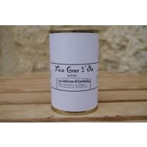 Foie gras d'oie 380g